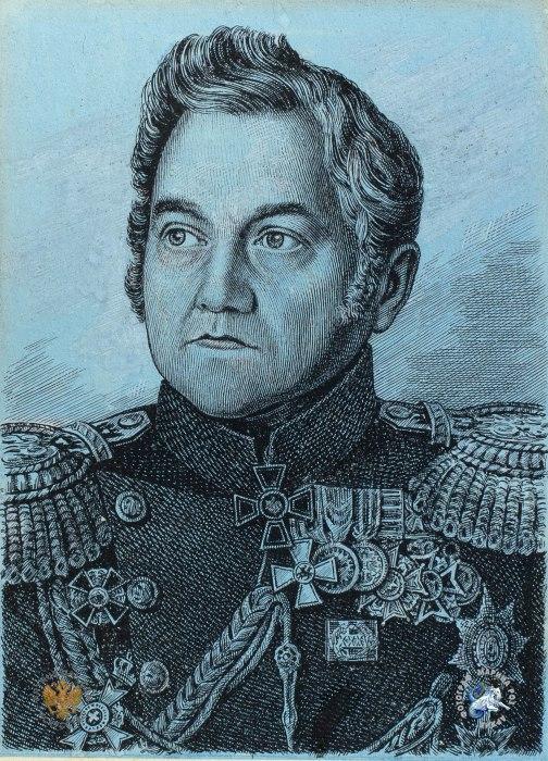 Admiral MP Lazarev, 1944