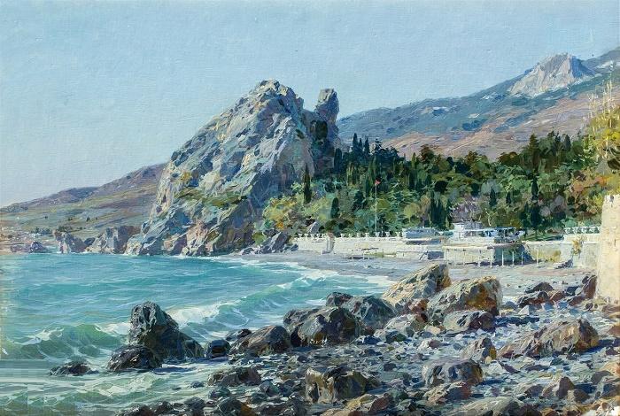 Artek, Crimea. 1954