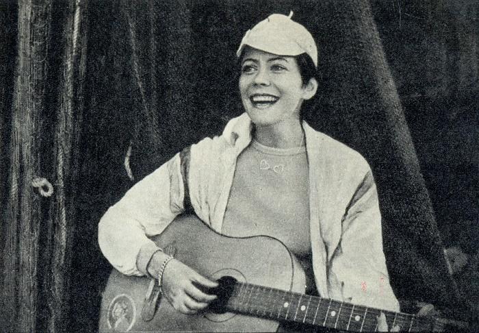 Yulia Martynova, Voice