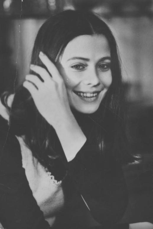 Beautiful Soviet actress Natalia Saiko