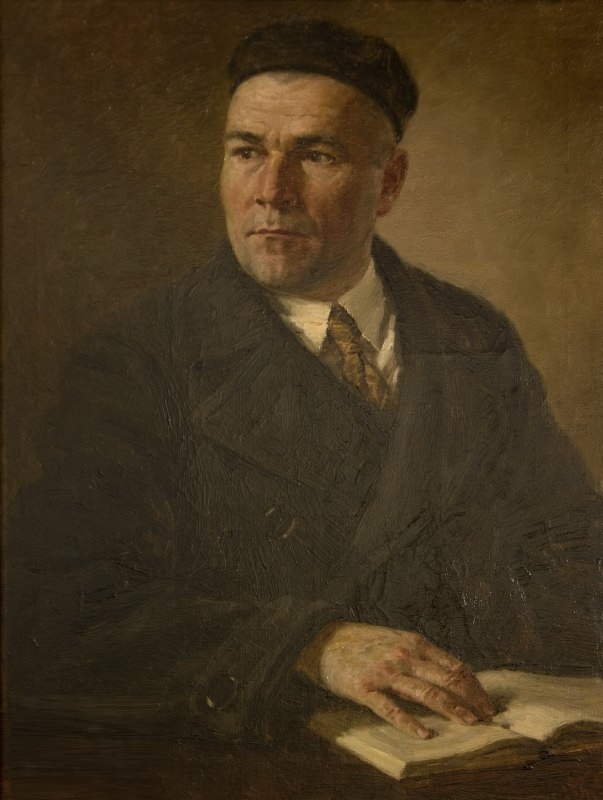 Brother Feodosy. 1937