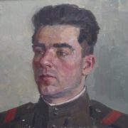 Sergeant Victor Semenovich Vilhovitsky, 1965