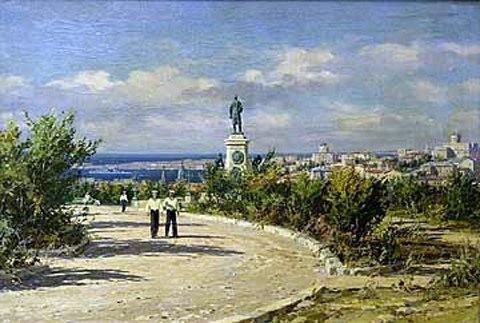 Sevastopol. 1949