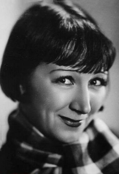 1940s Rina Zelyonaya