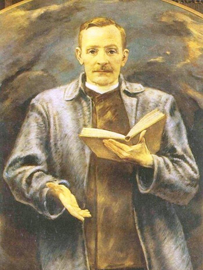 Belarusian poet Yanka Kupala