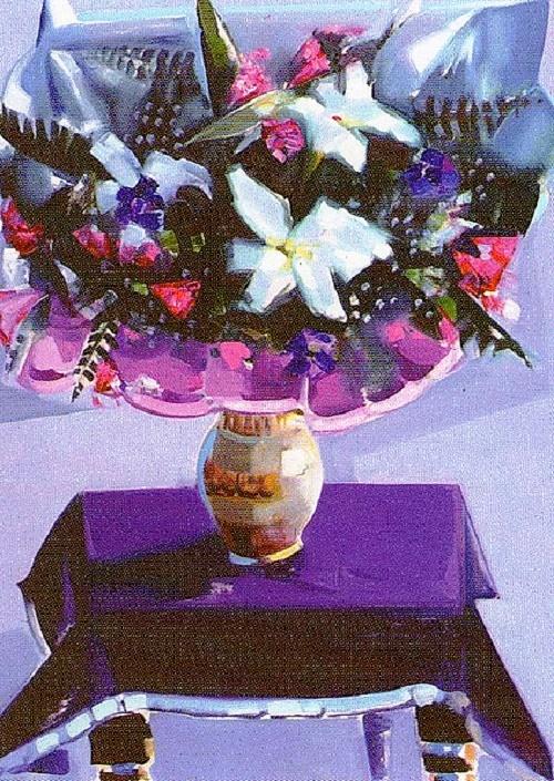 Bouquet of flowers, still life