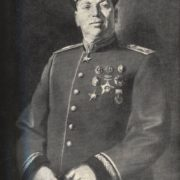 Chief Marshal of Artillery NN Voronov, 1943
