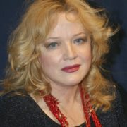 Cinema and theater actress Natalya Egorova
