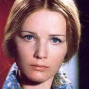 Film actress Natalya Egorova