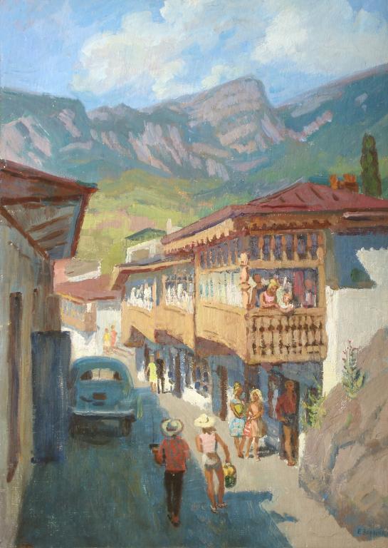 Gurzuf. 1965