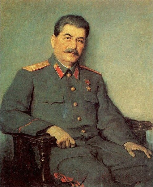 Painting by Soviet artist Viktor Mikhailovich Oreshnikov (20 January 1904 - 15 March 1987)
