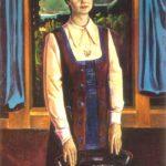 Soviet Belarusian artist Leonid Dmitrievich Shchemelyov