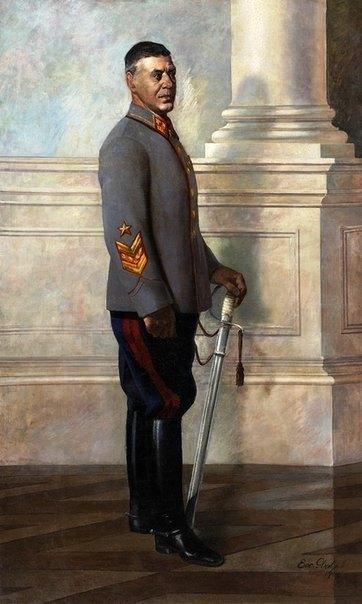Marshal Yegorov. 1941