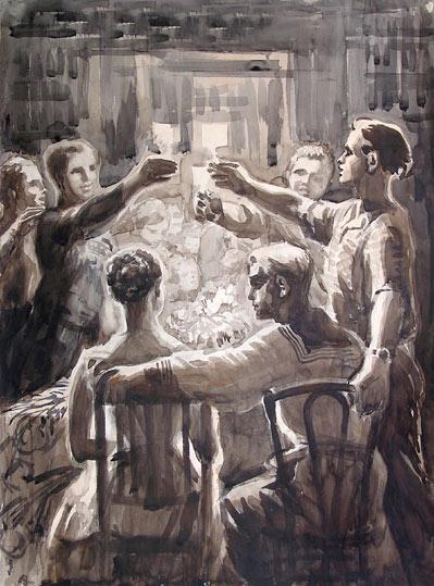 Meeting. 1938