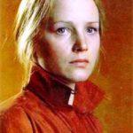 Soviet Russian actress Natalya Egorova