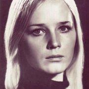 Natalya Egorova in her youth