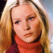 Soviet Russian actress Tatyana Yegorova