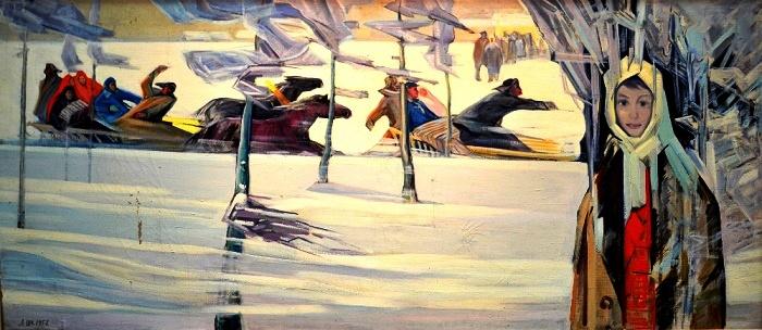 Winter, 1957