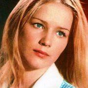 Young actress Natalya Egorova