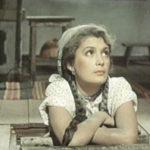 Soviet theater and film actress Kyunna Ignatova