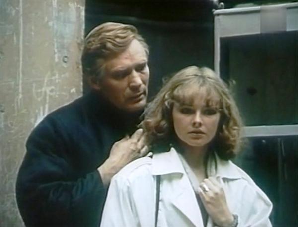 Alexandr Mikhailov and Feofanova in Male Portraits. 1987