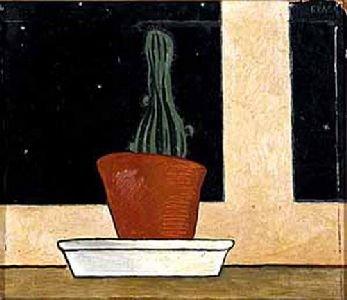 Cactus and stars. 1957