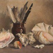 Shells, still life. 1947