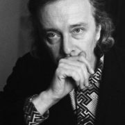 Soviet Avant-garde artist Dmitry Krasnopevtsev (2 June 1925 - 28 February 1995)