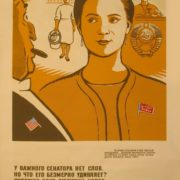 Soviet people, from milkmaid to engineer rule the state