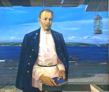 Vladimir Lenin, Samara period. 1985