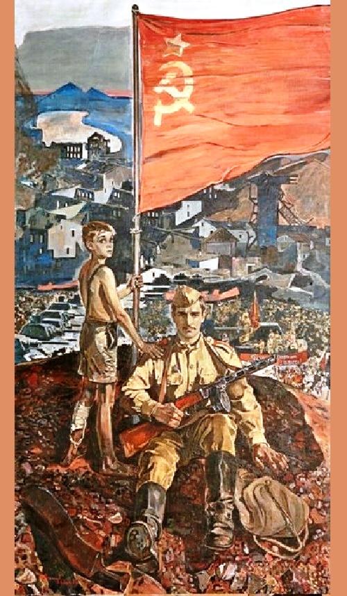 Vladimir Sizov (1946) Donbass Liberation