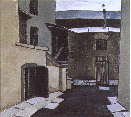 Yard. 1959