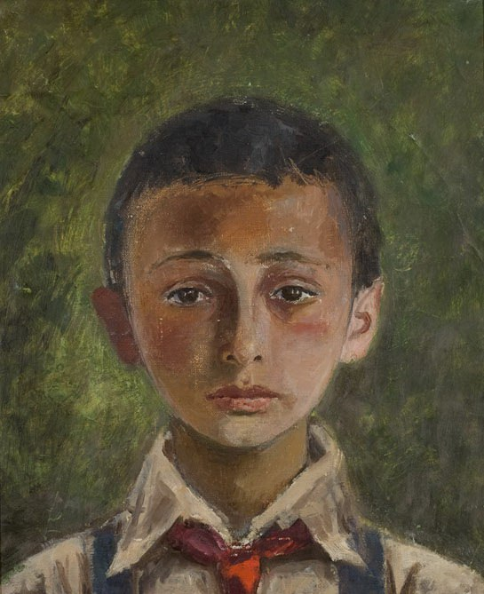 Boy's portrait