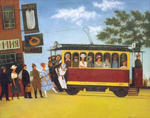 City Tram B. 1922