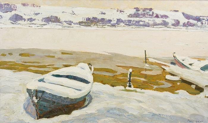 Freezing. 1965