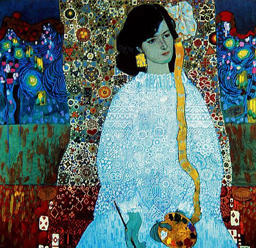 Ivana Moskovka, portrait