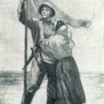 Soviet sculptor Mikhail Lysenko