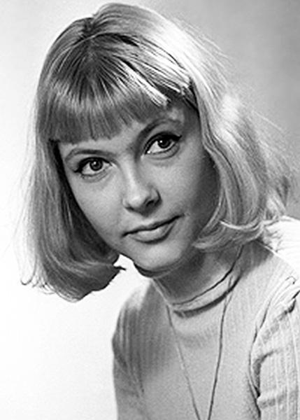 Actress Nina Maslova