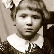Child photo, Galina Polskikh