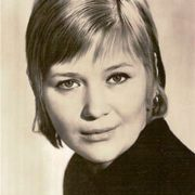 Famous actress Galina Polskikh
