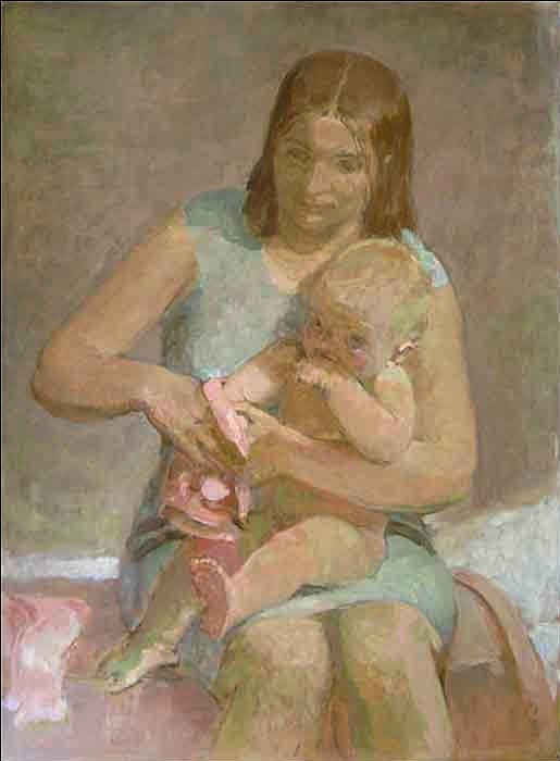 Motherhood. 1974