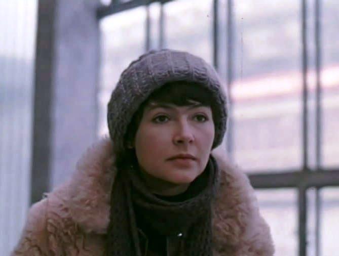 Popular Soviet actress Nina Maslova