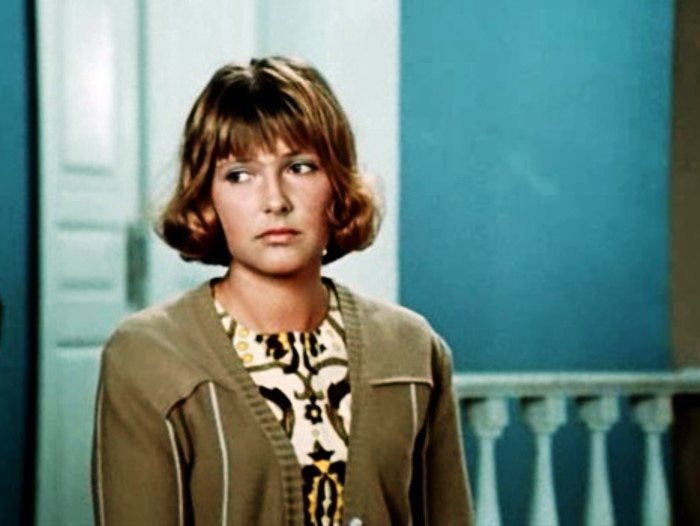 Popular film 'Big Change'. 1972-1973