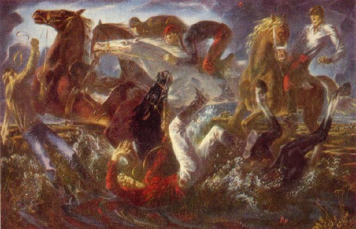 Races. 1978. A.F. Alexeyev