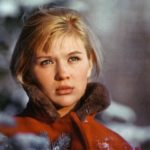 Soviet Russian actress Galina Polskikh