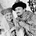 Soviet film actress Nina Maslova