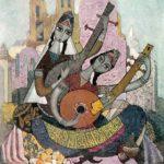 Soviet Armenian artist Ruben Isaakovich Shaverdyan