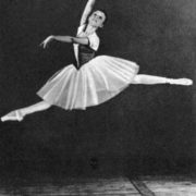 Classical variation. Performed by Natasha Panova, a seventh-grade pupil at the Minsk School, a diploma student at the II International Ballet Competition