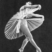 E.Maksimova dances Mazurka by A. Scriabin