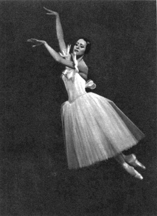'Giselle'. N. Bessmertnova. Pride of the Soviet people - Unsurpassed Soviet ballet